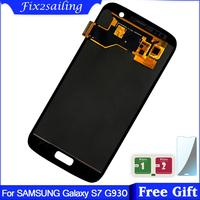 LCD for SAMSUNG Galaxy S7 G930 G930F LCD Display + Touch Screen Free Shipping