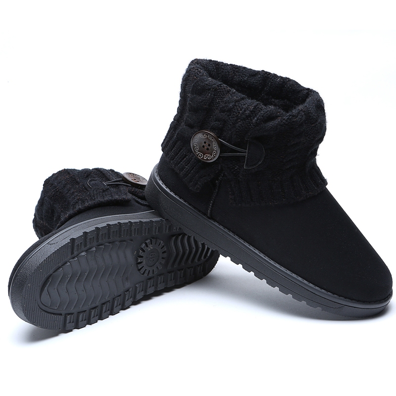 Fashion ankle boots for women boots 2016 new arrival women winter boots heels snow boots