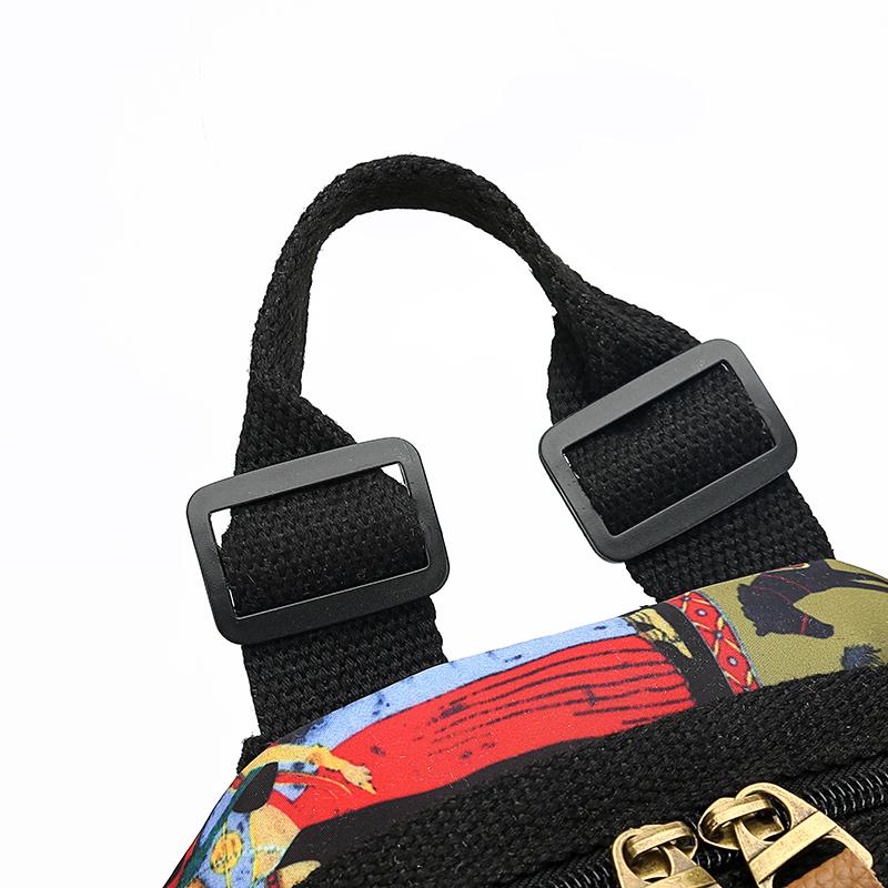 2019 New Women Emoji Shoulder Bag Best Travel Women Backpack Female Printing Waterproof School Knapsack mochila Bagpack Pack 14