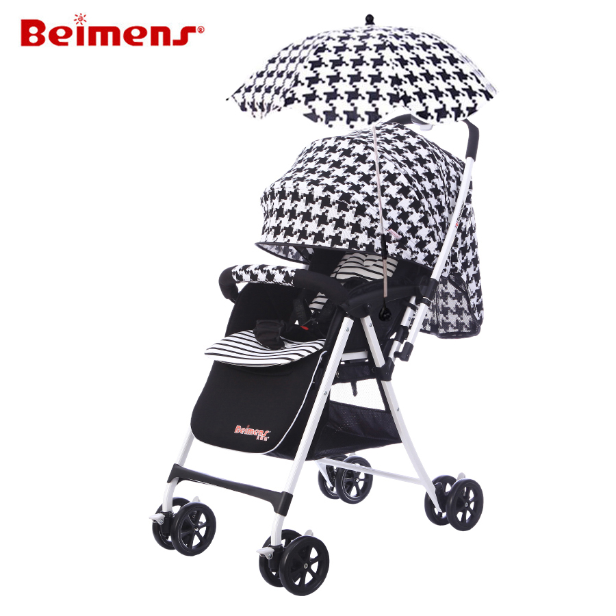 Baby stroller Beimens high landscape baby car 80cm sleep 0-36 month use super light baby carriage