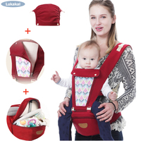 2019 Ergonomic Baby Carrier 0 to 48 Month Storage HipSeat Baby BackPack Sling WindProof Infant Baby Kangaroo NewBorn Suspender