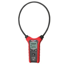 UNI-T UT281C True RMS AC 3000A Flexible Clamp Meter IP54 Ammeter, Multipurpose Table Backlight & Auto Power Off