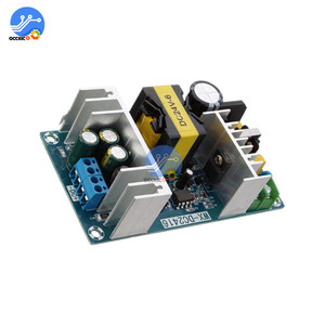 Image 3 - AC DC Power Supply Module AC 100 240V to DC 24V Max 9A 150w  Switching Power Supply Buck Step down Board Adapter kit