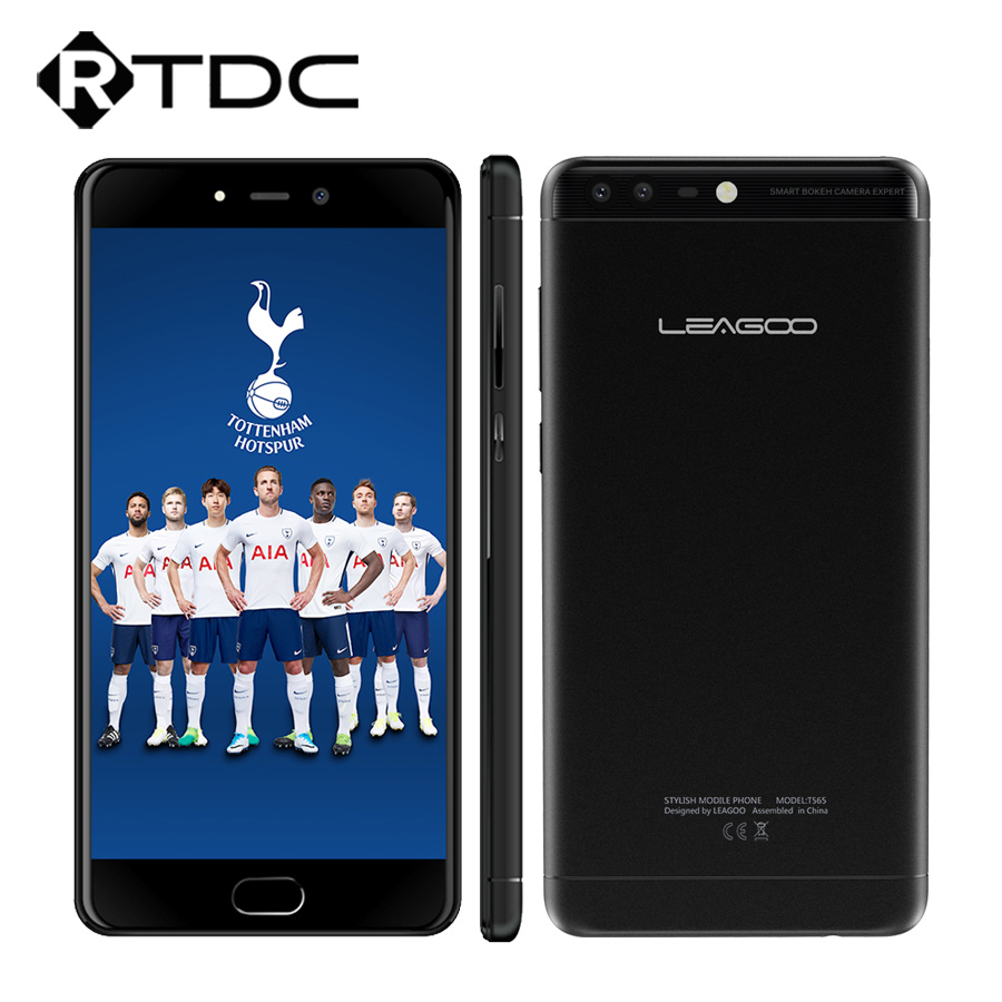 "Leagoo T5C Android 7.0 SC9853 Octa Core 3 GB RAM 32 GB ROM 1920x1080 5.5 ""FHD 13MP + 2MP Dual Camera Vingerafdruk 4G LTE Mobiele Telefoon-in Mobiele Telefoons van Mobiele telefoons & telecommunicatie op AliExpress - 11.11_Dubbel 11Vrijgezellendag 1"