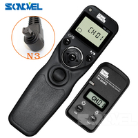 Pixel TW 283 N3 Wireless Timer Remote Control For Canon 7D 5D Mark Ii 1D 6D