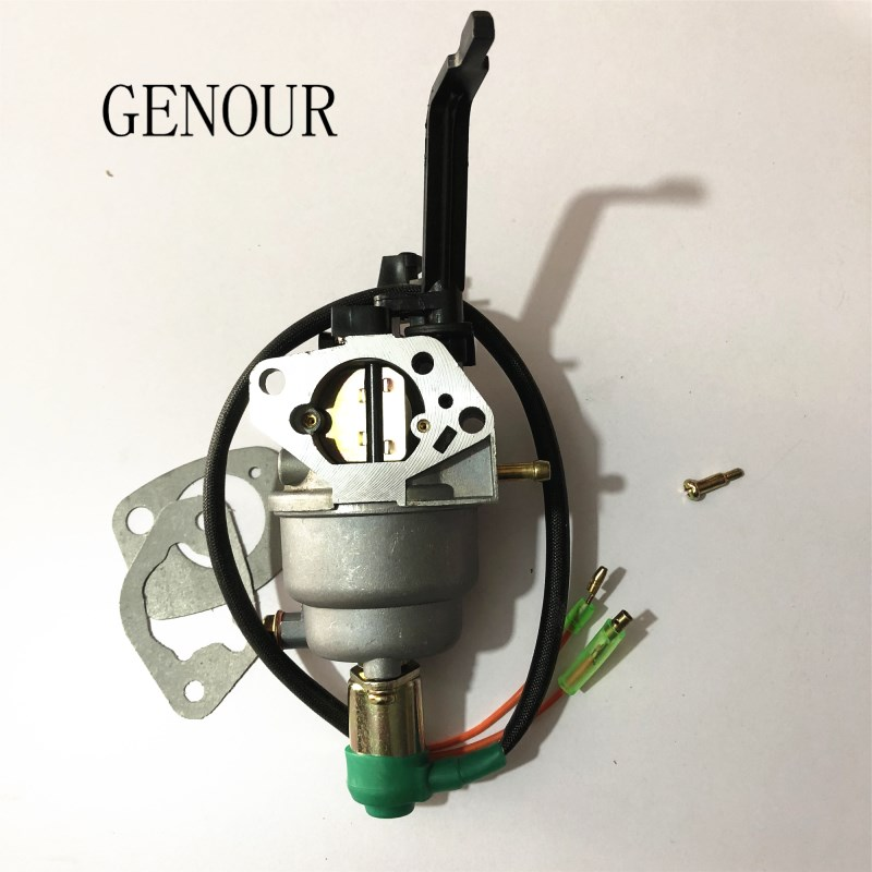 carburador gerador para gx340 gx390 188f 5kw 04