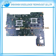 Top Quanlity G74SX laptop font b motherboard b font PM non integrated 12 pcs of storage