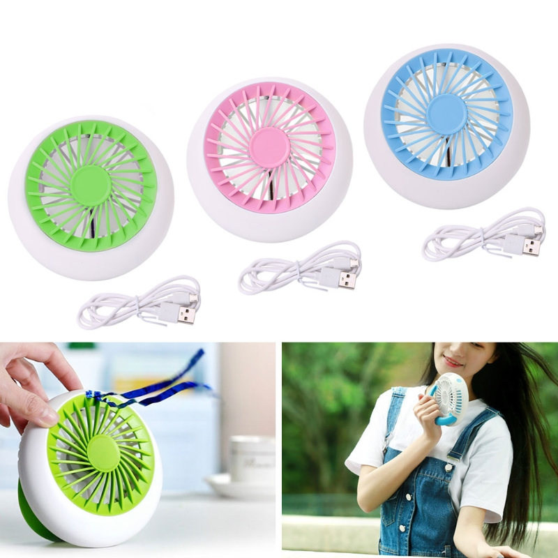 Portable Mini Fan Cooler Super Mute Battery Operated for Summer Office Cooling super mute portable mini fan battery operated air cooling handheld fan small light multicolor electric personal fan ventilator
