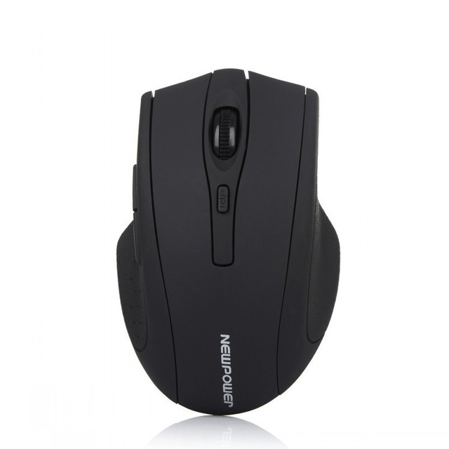 Puscard 2017 New 2.4GHz 6 Buttons 2400 DPI Mause Wireless Optical Gaming Mouse USB Mice For PC Gamer Computer Games Recommend