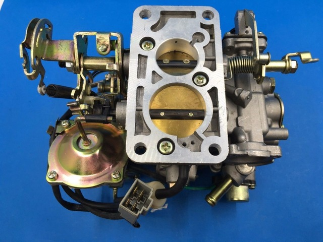 Carb CARBURETOR (FIT: TOYOTA VAN HILUX) 4Y 2.2L ENGINE *FREE SHIPPING* ON SALE!