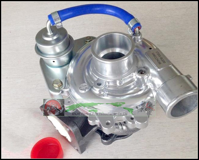 Free Ship Oil Cooled CT16 17201-OL030 Turbo For TOYOTA Hilux Hi-Lux Vigo D4D 2KD 2KD-FTV 2KDFTV 2.5L D 17201-0L030 Turbocharger цены онлайн