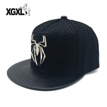 XGXL Brand High Quality Fashion Big Spider Baseball Cap Men Snapback Cap Hip hop Hats Casquette Bone Sports Caps Sun Hat
