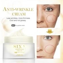 Peptide Anti Wrinkle Facial Cream Anti Aging Skin Whitening Lifting Firming Acne Treatment Cream