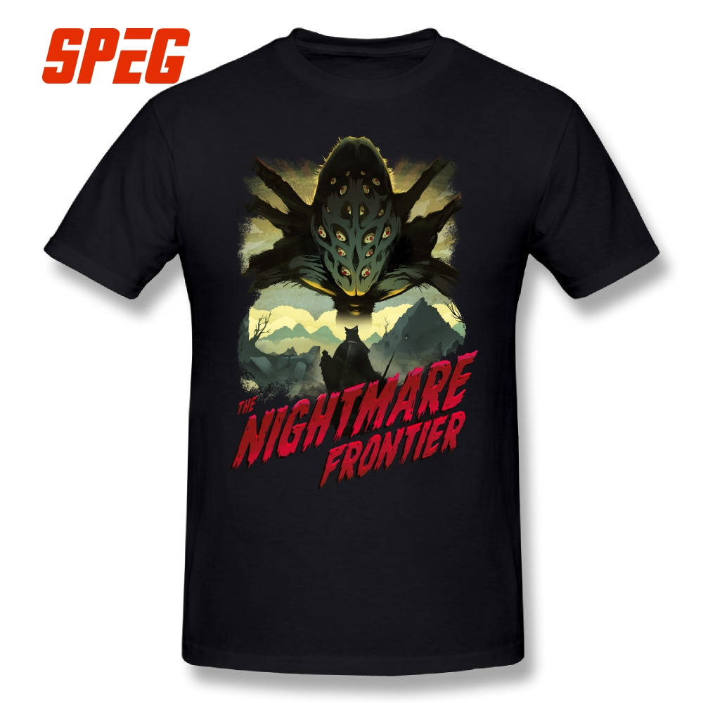 T Shirts THE NIGHTMARE FRONTIER Dark Souls Praise the Sun T-Shirt Round Collar Tees 100% Cotton Short Sleeved Men Big Size