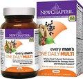 Novo Capítulo de Cada Homem Um Multivitamínico Dos Homens Diárias de Fermentados Probióticos Selênio Vitaminas do Complexo B Vitamina D3 Orgânico Não-GMO 72 ct