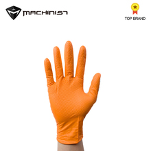 100 stücke Einweg Nitril Emulsion Handschuhe Auto Auto Reparatur Inspizieren Handschuhe Nicht-slip Öl-beweis Verschleiß-beständig wasserdichte Handschuh