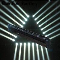 cheap sale 4in1 mini Moving Head Led bar beam Light 8 heads 12W RGBW Led disco Light DJ Lighting Beam Moving Head Light