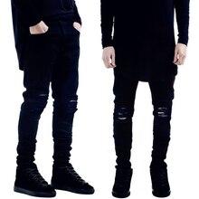 New Arrived 2016 Mens Hots Jeans Skinny Summer Denim Biker Jeans Designer for Male Fashion Personal
