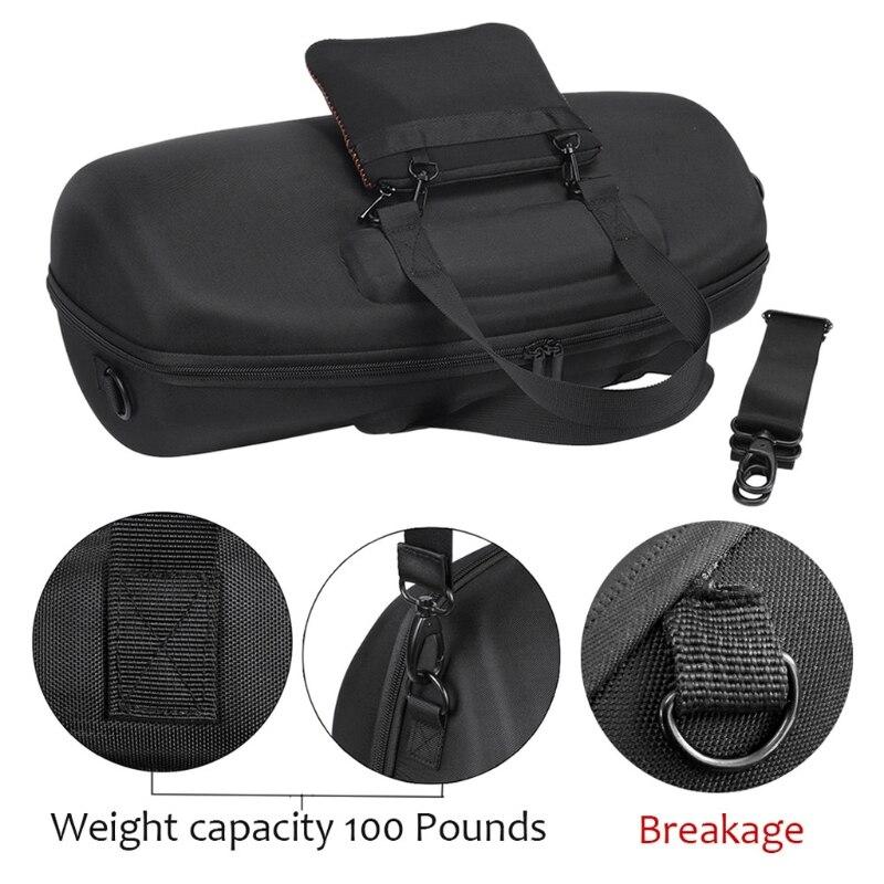Voyage transportant EVA haut-parleur de protection pochette boîte housse de sac pour JBL Boombox Bluetooth sans fil haut-parleur livraison directe
