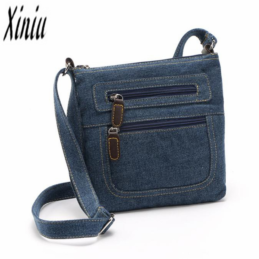 Popular Denim Sling Bag-Buy Cheap Denim Sling Bag lots from China ...