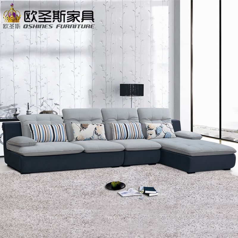 fair cheap low price 2017 modern living room furniture new design l shaped sectional suede velvet fabric corner sofa set X628 furniture russia sectional fabric sofa living room l shaped fabric corner modern fabric corner sofa shipping to your port