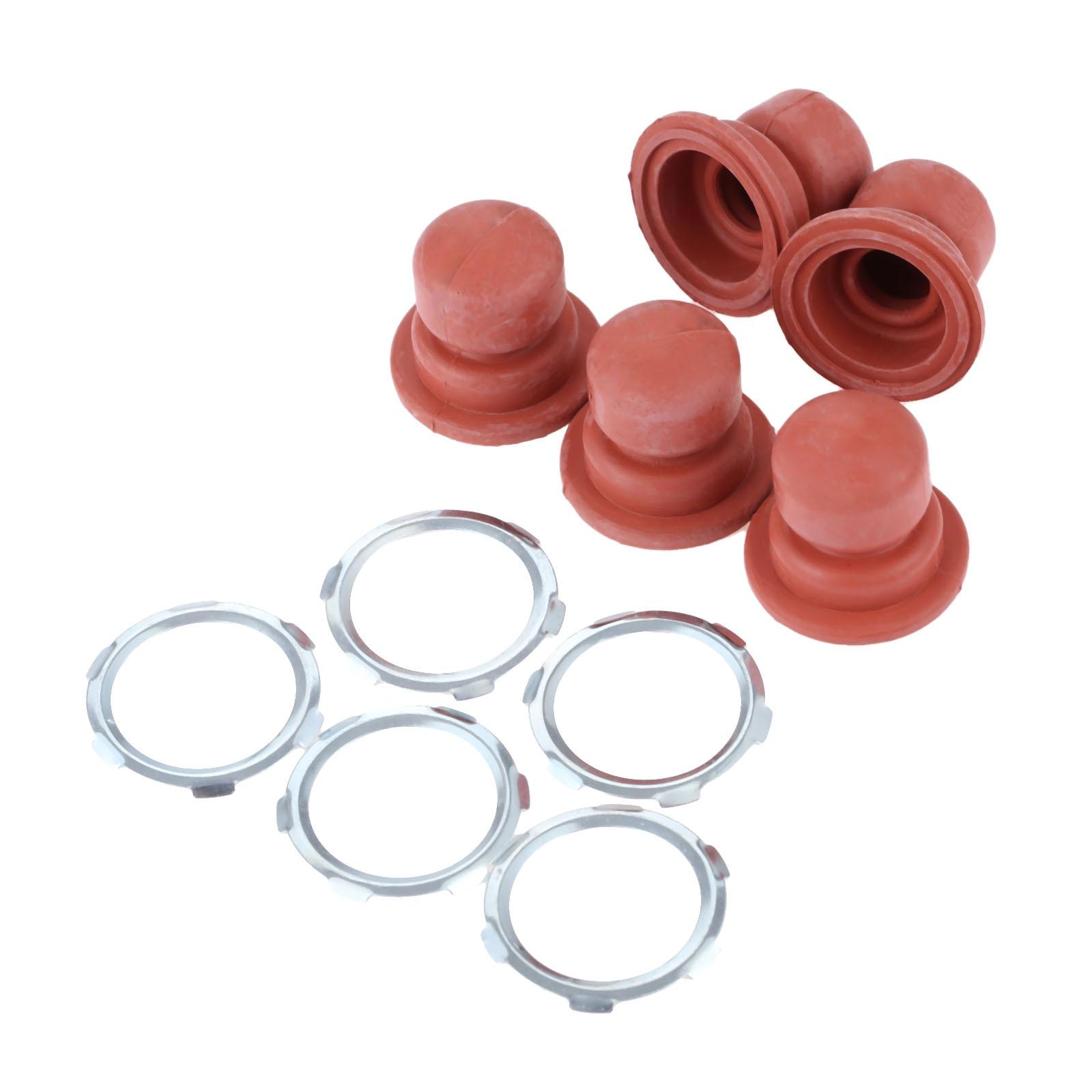 5Pcs Primer Ampoule pour Tecumseh 36045 36045 A 36045 Rotary 9289 Freib NH