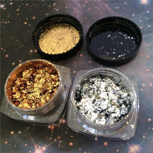 Tienda Online ¡Nuevo! 1 caja aluminio escamas efecto mágico escama ...