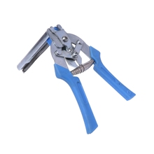 Stainless Steel Pet Cages Pliers Chicken Quail Birdcage Installation Cat Dog Animal Clamp Tools Rabbit cage installation tools