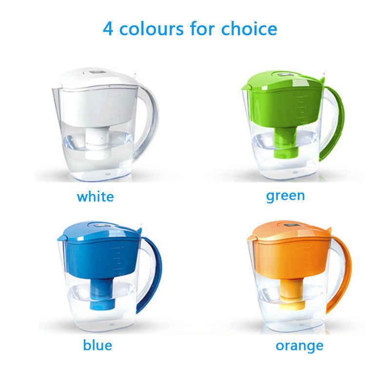 3,5л высокое качество, популярные Подобные фильтры-кувшины Brita, щелочной ионизатор ph, диспенсер для водяного фильтра purificador de agua