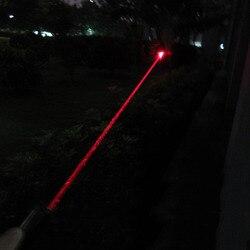 Foco poderoso alto da lâmpada do lazer da luz 5 mw 532nm do feixe vermelho verde da pena do ponteiro do laser