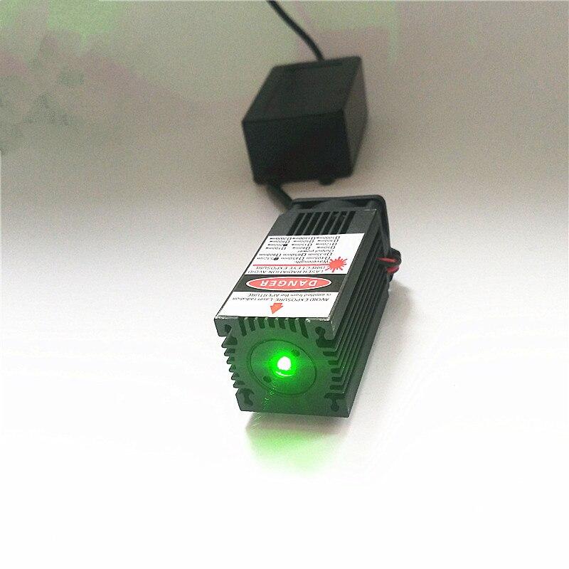 Faisceau mince 50 mw 532nm vert Module Laser salle évasion/labyrinthe accessoires/barre danse lampe
