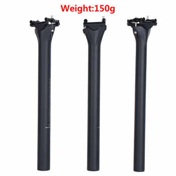 Bicycle Carbon Fiber Seat Post UD Matte 27.2/30.8/31.6mm  Road/Mountain Bikes SeatPost 350/400mm Cycling Parts - DISCOUNT ITEM  0% OFF All Category