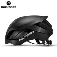 ROCKBROS Cycling Helmet EPS Reflective Road Bike Helmet 3 In 1 MTB Road Bicycle Men S