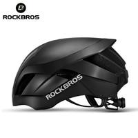ROCKBROS Cycling Helmet EPS Reflective Road Bike Helmet 3 In 1 MTB Road Bicycle Men S