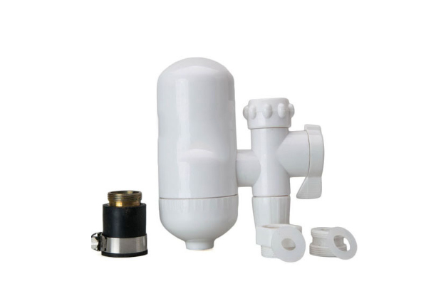 Household faucet water purifier Ceramic filter  kitchen chloride Level  Drinking water processor|Water Softeners| |  - title=