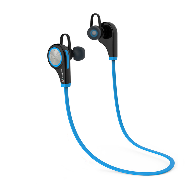 popular wireless Sports Bluetooth Headsets CSR4.1 Q9 Wireless In-ear Stereo Earphone with Microphone for iPhone7 plus Android