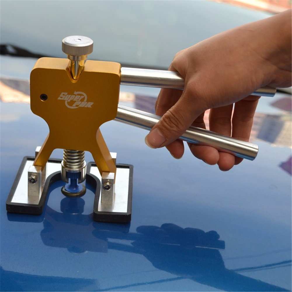 PDR инструменты безболезненные Инструменты для ремонта вмятин Набор для ремонта вмятин автомобильный вмятин Съемник с клеем Съемник вкладки набор для удаления автомобиля Авто