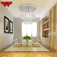Simple Aisle Living Room LED Crystal Chandelier Balcony Hallway Aisle Crystal Chandelier lamps for living room  crystal light -
