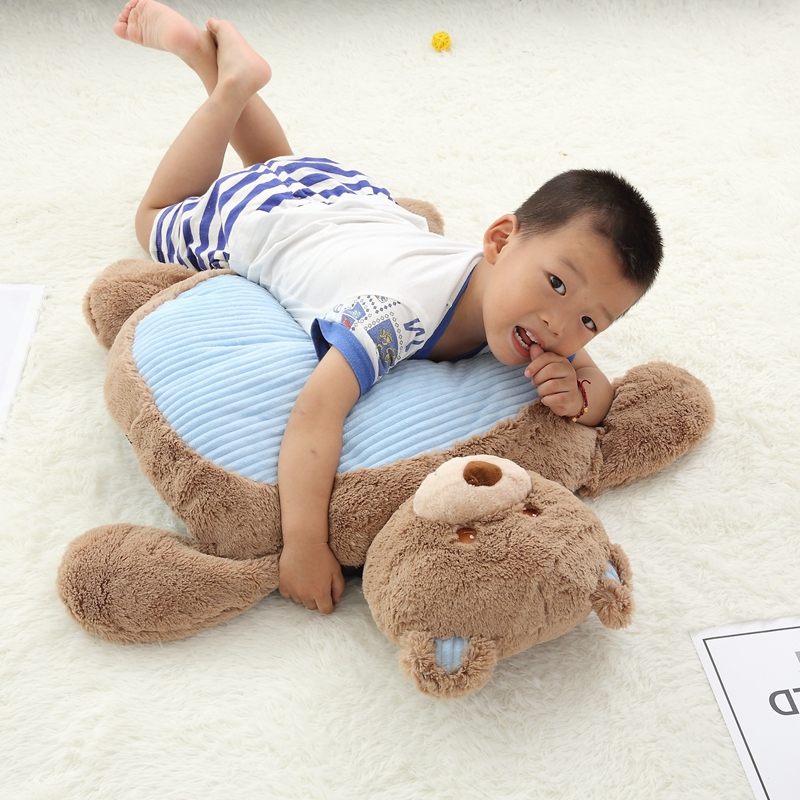 Cartoon Baby Play Mat Kids Game Activity Toy Educational Animal Crawling Rug Children Play Gym Carpet  Infant Gift Plush Toy [sumger] mean well original gst120a15 r7b 15v 7a meanwell gst120a 15v 105w ac dc high reliability industrial adaptor