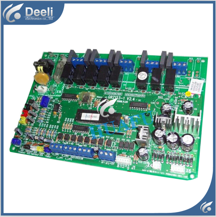 new good working for air conditioning board Z123 30221001 GRZ123-1 Frequency Module board good working for air conditioning board frequency module board me power 50a me power 50a ir341