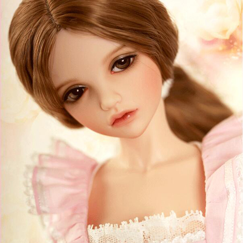 New Arrival Top Quality 1/4 BJD Doll BJD/SD Fashion Kassias Resin Doll With Make For Baby Girl Gift Present