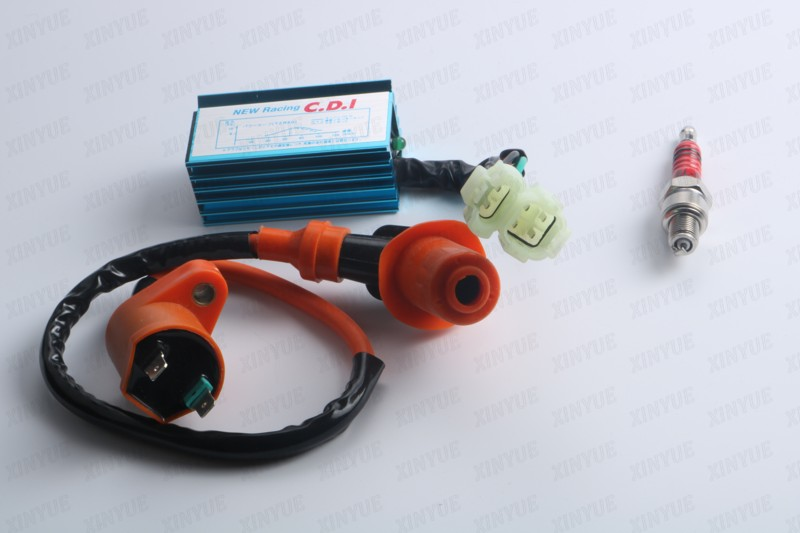 Racing High Performance gy6 Ignition Coil 49cc 50cc 150cc Moped Scooter ATV Part