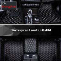 Car Styling Auto Rugs Liners No Odor Floor Pads Sticker For Dongfeng Ax3 Ax7 A30 A60 L60 A9 E30 Ax5 Ax4 E70