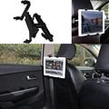 Asiento trasero del coche reposacabezas soporte ajustable para ipad air 5 air 6 ipad mini 1/2/3 air tablet para xiaomi huawei tablet pc soportes de coche