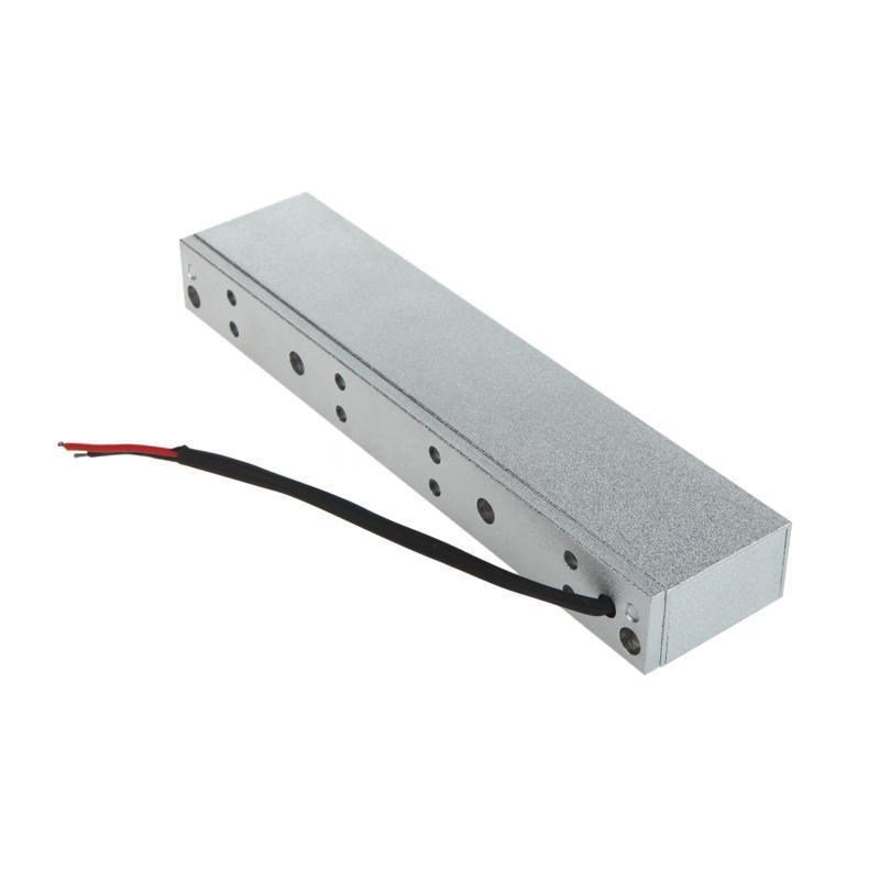 5 Packs 180KG (350LB) 12V Electro Magnetic Door Lock Holding Force Access Control 5 packs 180kg 350lb 12v electro magnetic door lock holding force access control