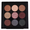Professional Earth 9 Colors Matte Pigment Eyeshadow Palette Eye Shadow Waterproof Long Lasting