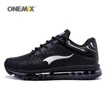 onemix men's running shoes outdoor walking sport shoes light jogging sneakers for adult athletic trekking shoe men size
