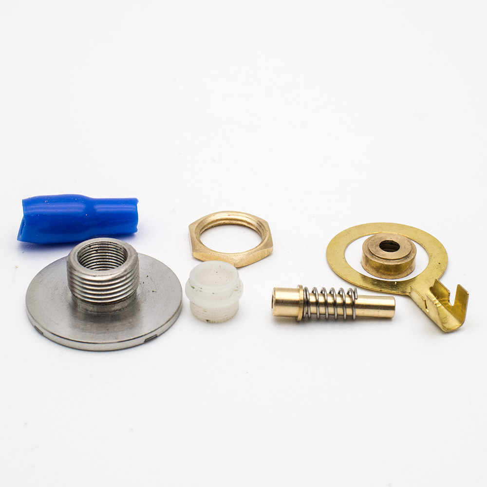 510 adapter Mechanical Mod Adapter for bf squonk box mod 22mm 510 Bottom  feed connector DIY vape