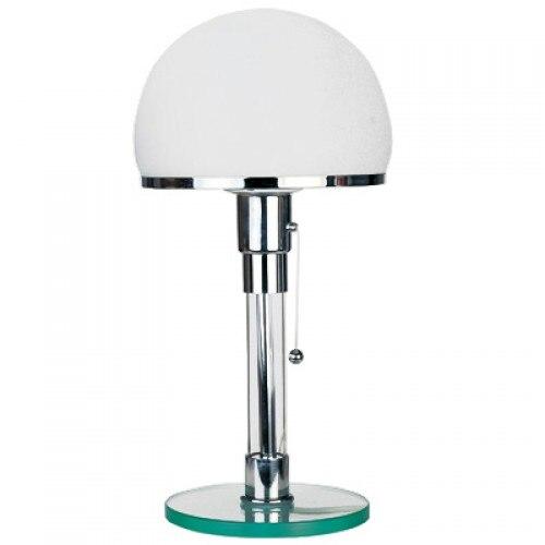 Designer Beleuchtung Replik Wilhelm Wagenfeld Wg24 Bauhaus Tisch