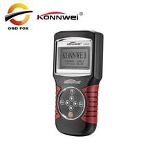 KONNWEI kw820보다 MS509 자동차 진단 도구 kw 820 EOBD OBD2 차량 엔진 코드 리더 오류 스캐너 무료 배송